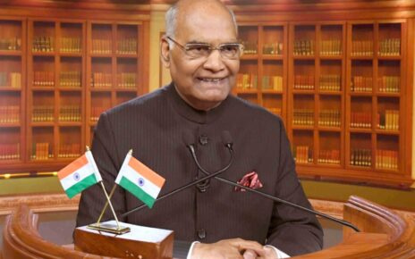 president on republic day