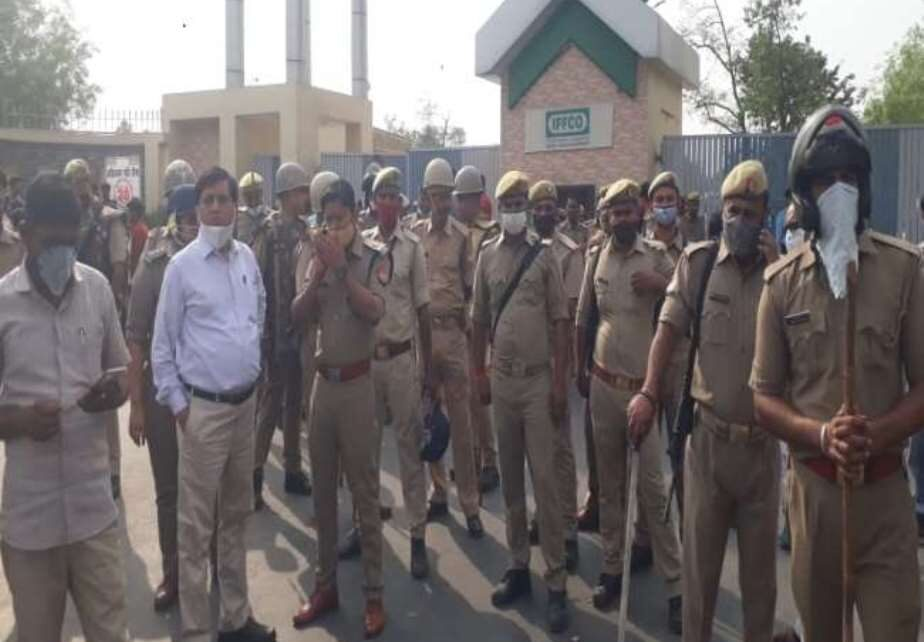 boiler blast in iffco plant,2 dead,many injured