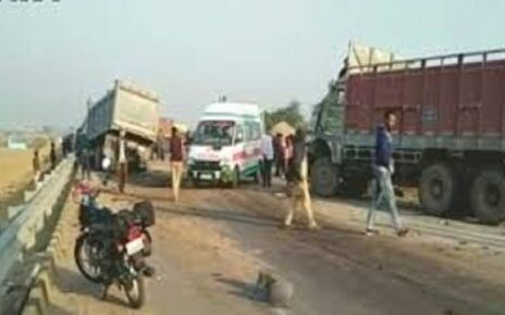 kanpur accident news