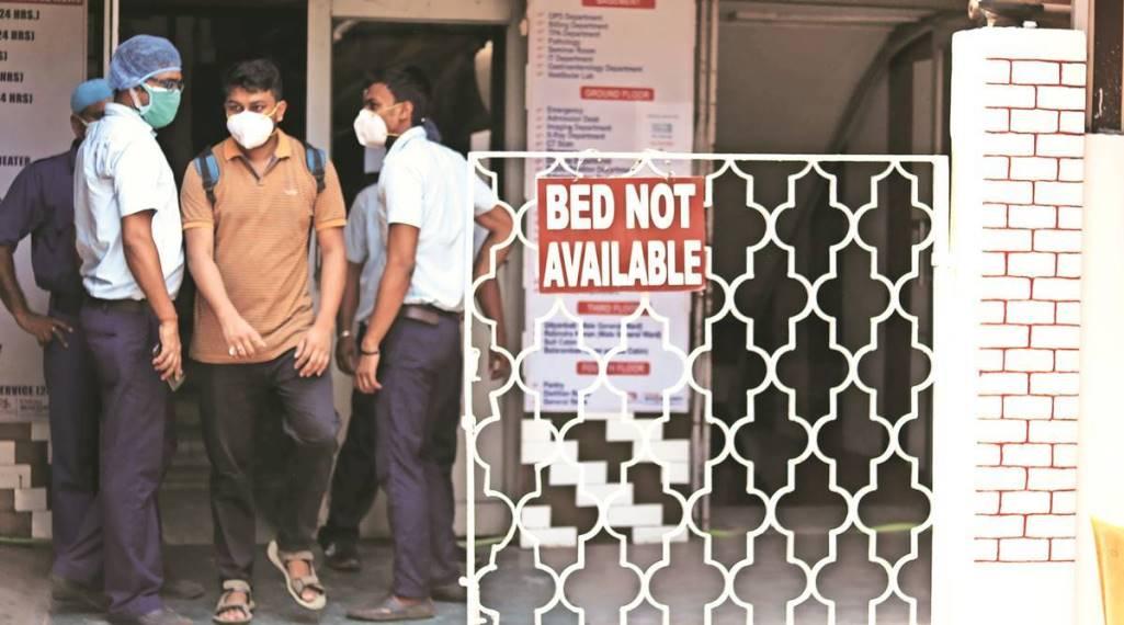 6 deaths due to lack of oxygen in Moradabad, UP; same patient commits suicide in Lucknow