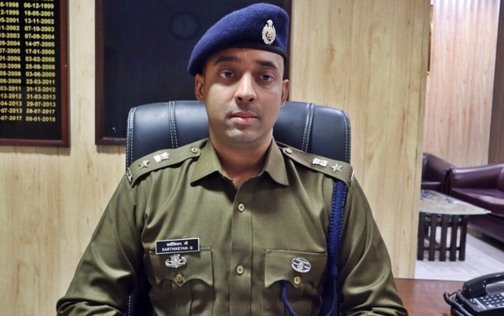 home-guard-found-drunken-and-sub-inspector-did-not-go-to-duty-on-naka-in-una