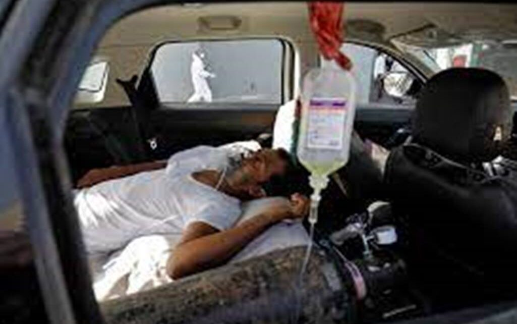 More than two lakh deaths due to coronavirus in India