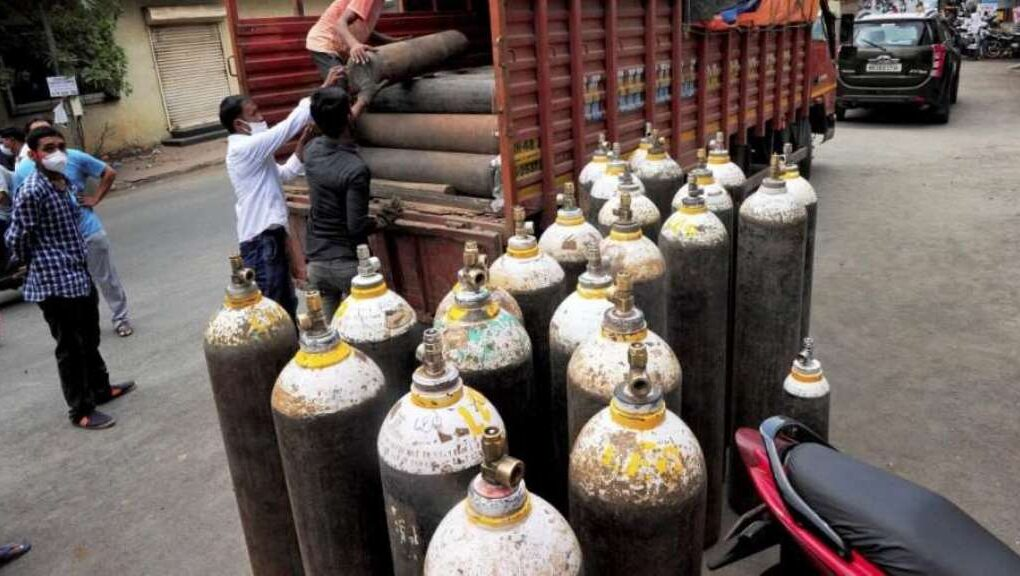 50000 metric ton oxygen to be imported in india