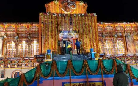 By law, the doors of Badrinath Dham open, devotees will be able to do online darshan