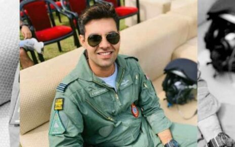 up-resident-fighter-pilot-abhinav-chaudhary-died-in-mig-21-crash-in-moga-of-punjab