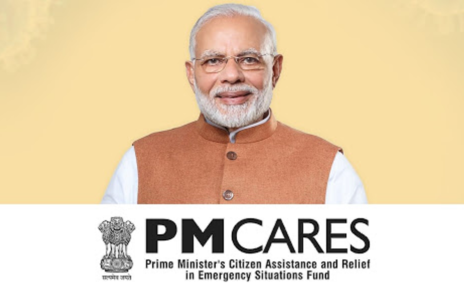 Center's big announcement for children orphaned due to Corona,will get help of 10 lakh rupees from PM Cares Fund
