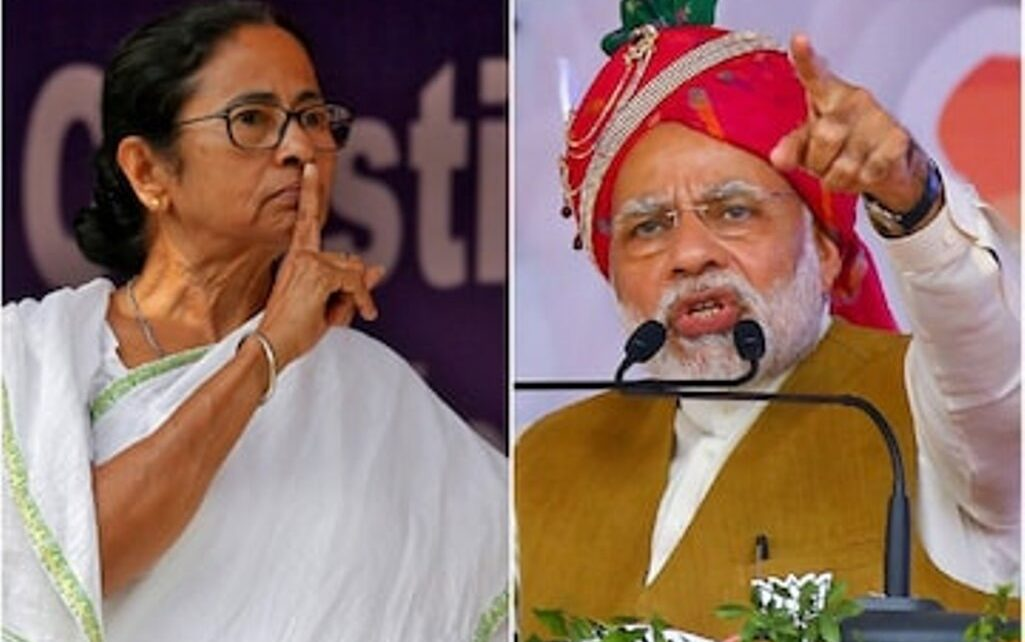 Mamta Banerjee will not hold a review meeting of Cyclone Yaas with PM Modi, BJP termed it 'petty politics'