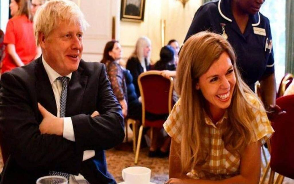 British PM Boris Johnson marries 23-year-old fiancee quietly at age 56