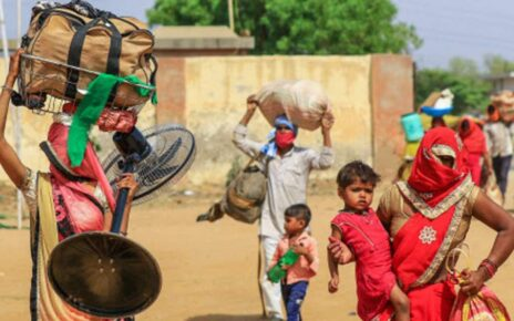 After affecting big cities, Covid-19 is now hitting India's rural areas
