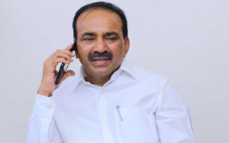 telangana-health-minister-accused-of-grabbing-land-chief-minister-withdraws-charge