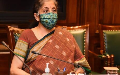 Finance Minister Nirmala Sitharaman made many big announcements in the press conference, the government will give 8 types of relief