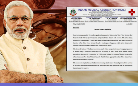 IMA writes fresh letter to PM Modi, requests to ensure 'optimum milieu' for medics to work without fear