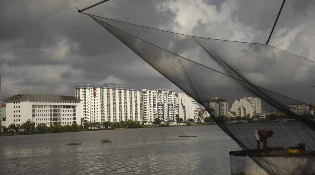 The Southwest Monsoon hit the Kerala coast on Thursday, two days before its regular schedule.