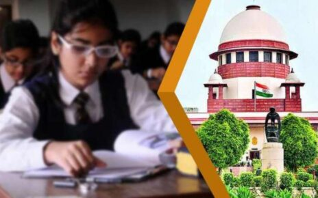 For students dissatisfied with the evaluation, CBSE handed over the details of 12th optional examination to the Supreme Court