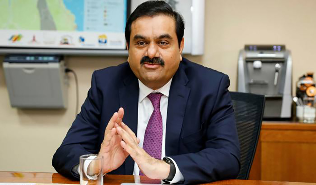 Gautam Adani lost the tag of being the second richest person in Asia, losing $ 12 billion in a week