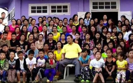ziona-chana-husband-of-38-wives-and-father-of-89-children-died-chief-minister-zoramthanga-tweeted