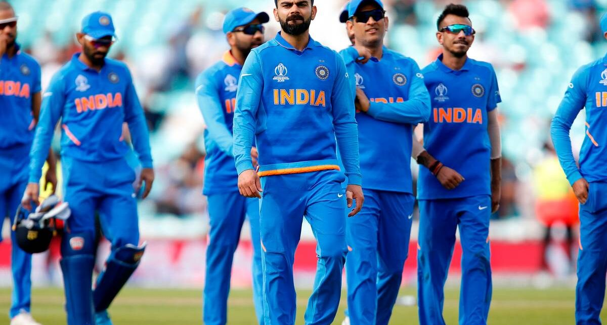 Questions raised when Indian players and support staff were positive, negligence in the team