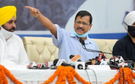 Kejriwal filed a petition in the Supreme Court for the closure of thermal plants in Punjab, the leaders targeted