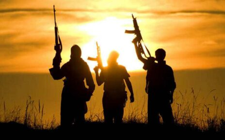 Encounter between security forces and terrorists in Ranipora area of Anantnag district, two terrorists killed