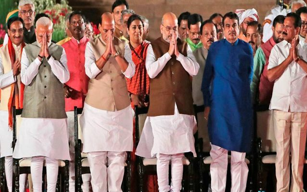 Modi government prepares for cabinet expansion, caste and regional balance in terms of political equation