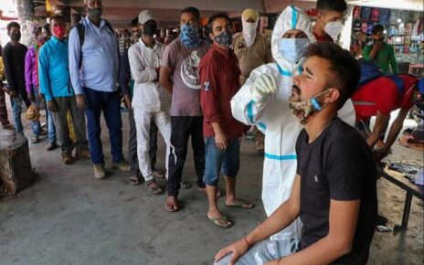 955 patients died due to corona in 24 hours 43,071 new cases surfaced