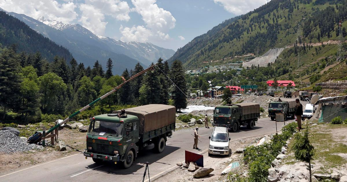 China withdrew from Gogra area of Eastern Ladakh, demolished all structures, India's pressure came in handy