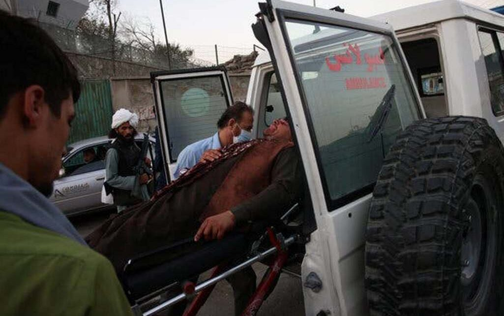 Serial blast outside Kabul airport today after Taliban capture in Afghanistan, 13 killed
