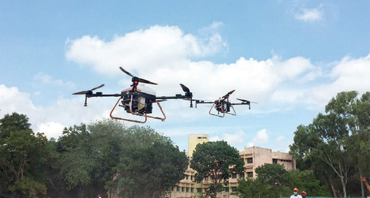 Know this before flying a drone in India or else a fine of Rs 1 lakh may be imposed