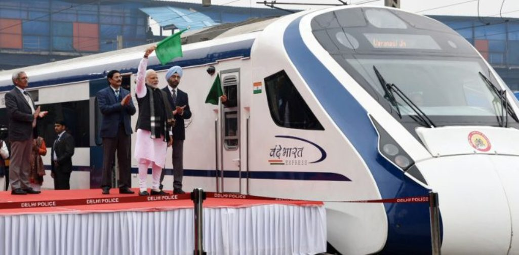After the announcement of Prime Minister Narendra Modi, Railways issued tender for 58 Vande Bharat trains, 75 trains will be run