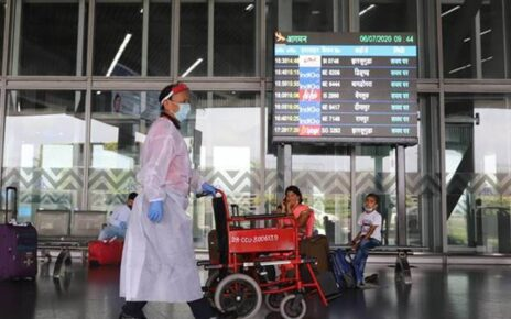 Using your passport for registration, now foreign nationals will also be able to get the vaccine