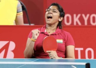 Indian para table tennis player Bhavina Patel won first silver medal in Tokyo Paralympics, created history