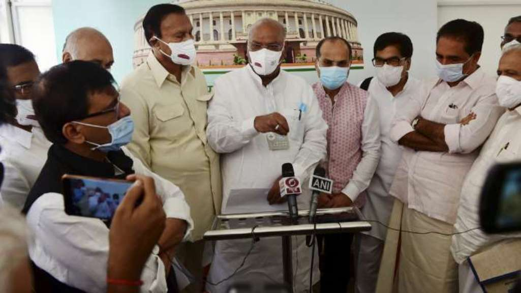 OBC Bill will stop in Lok Sabha amid the uproar of opposition, 15 opposition parties agree to pass the bill