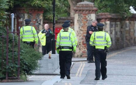 Six people killed in mass shooting in Plymouth, England