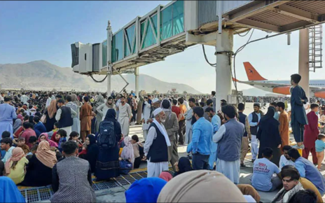 Afghanistan closed airspace amid deteriorating situation, flights canceled from India