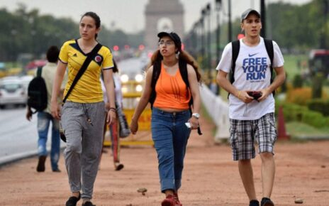 India may soon open its doors to foreign tourists for the first time in a year and a half