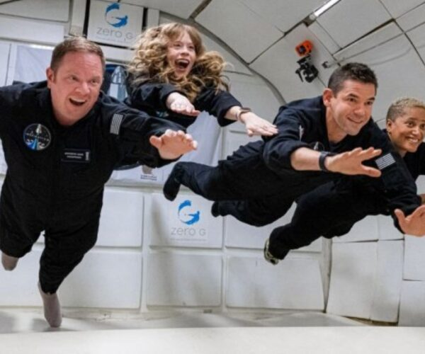 SpaceX's first all-civilian crew departs for space, watch full video here