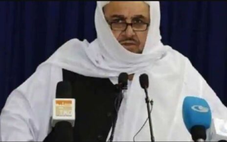 Announcement of new Taliban education minister Nurullah Munir in Afghanistan, PhD or masters degree has no value