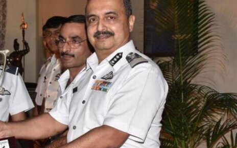 Air Marshal VR Choudhary to be the new Chief of Indian Air Force