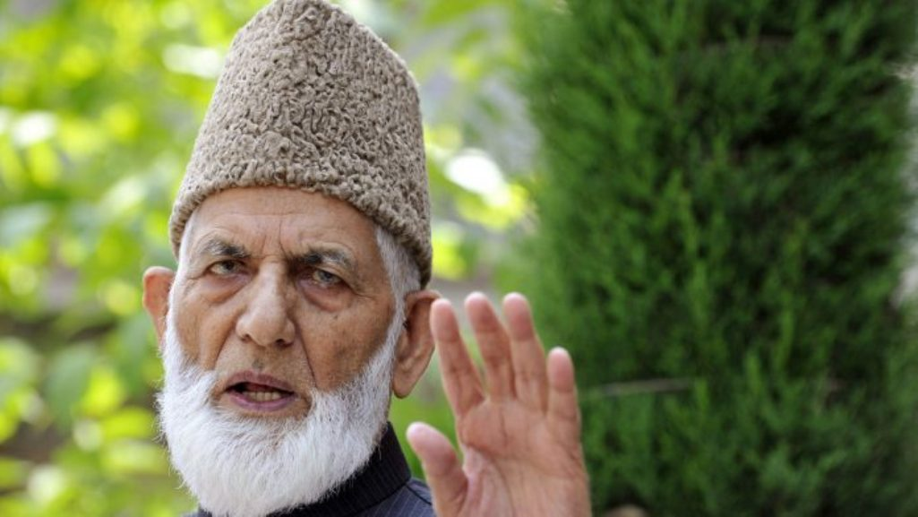 Former Hurriyat leader Ali Shah Geelani died on Wednesday, a day of mourning in Pakistan