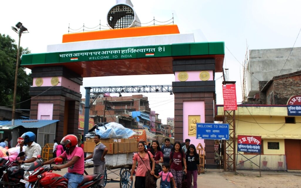 Seal on the decision to open India Nepal border which has been closed for almost one and a half years