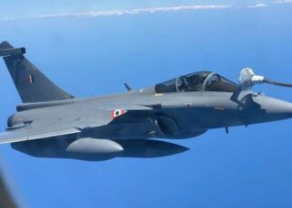 Three more Rafale aircraft are coming from France amid the ongoing military standoff with China