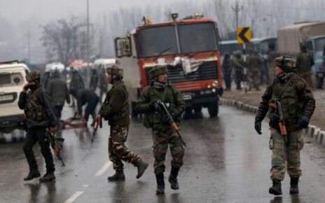 Along with the security forces, the local administration tightened its waist, now the attacks in Kashmir will be stopped