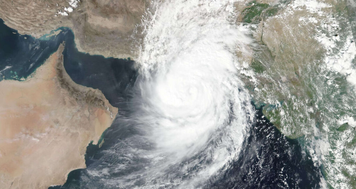According to IMD, severe cyclonic storm 'Shaheen' is about 325 km east-southeast of Chabahar port of Iran.