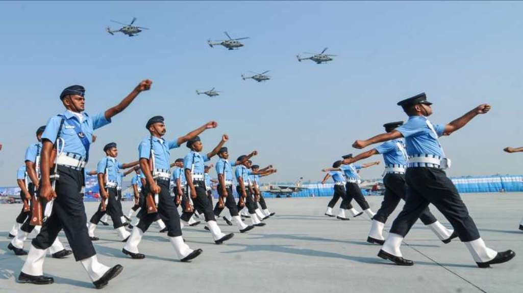 Rafale, Tejas and Sukhoi will introduce themselves in the sky, will give a strong message to China and Pakistan