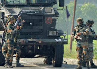 Suspected Kuki militants opened fire on the crowd gathered in B Gamanom village in Kangpokpi